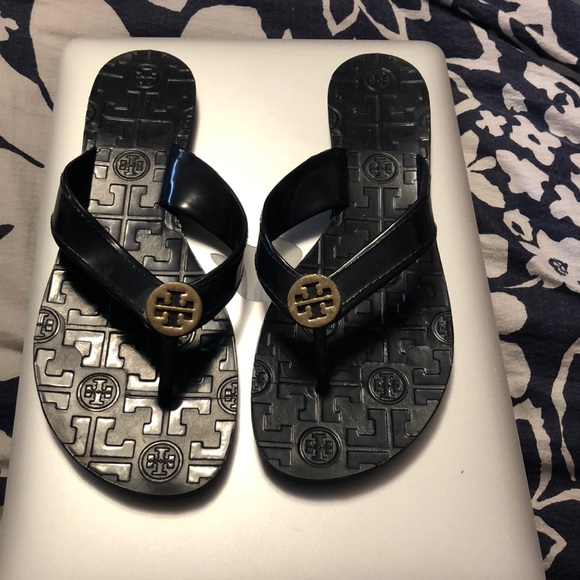 AUTHENTIC Tory Burch Jelly Thora sandals size 8